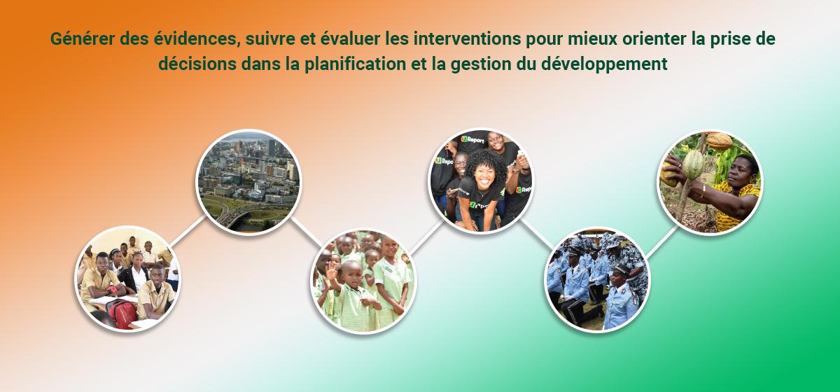 Générer des évidences, suivre et évaluer pour mieux orienter la prise de décision dans la planification du développement